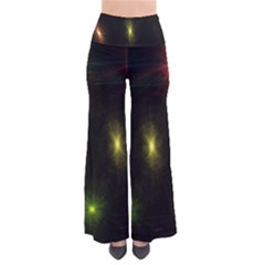 Star Lights Abstract Colourful Star Light Background Pants