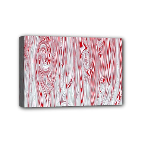 Abstract Swirling Pattern Background Wallpaper Pattern Mini Canvas 6  x 4
