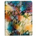 Abstract Color Splash Background Colorful Wallpaper Apple iPad Mini Flip Case View1