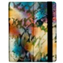 Abstract Color Splash Background Colorful Wallpaper Apple iPad Mini Flip Case View2