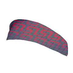 Abstract Tiling Pattern Background Stretchable Headband