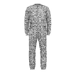 Abstract Knots Background Design Pattern OnePiece Jumpsuit (Kids)