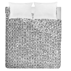 Abstract Knots Background Design Pattern Duvet Cover Double Side (queen Size)