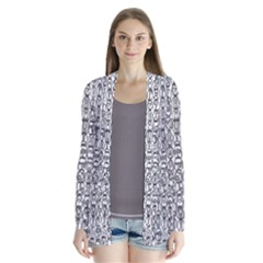 Abstract Knots Background Design Pattern Cardigans