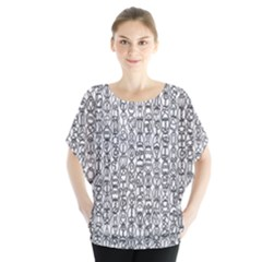 Abstract Knots Background Design Pattern Blouse
