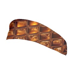 Caramel Honeycomb An Abstract Image Stretchable Headband