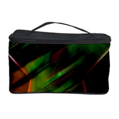 Colorful Background Star Cosmetic Storage Case