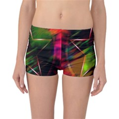 Colorful Background Star Reversible Bikini Bottoms