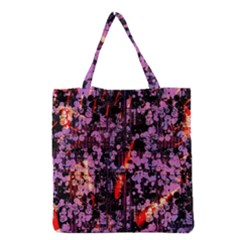 Abstract Painting Digital Graphic Art Grocery Tote Bag
