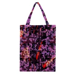 Abstract Painting Digital Graphic Art Classic Tote Bag