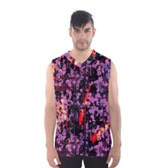 Abstract Painting Digital Graphic Art Men s Basketball Tank Top