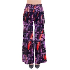 Abstract Painting Digital Graphic Art Pants