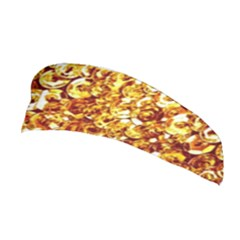 Yellow Abstract Background Stretchable Headband
