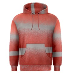 Orange Stripes Colorful Background Textile Cotton Cloth Pattern Stripes Colorful Orange Neo Men s Pullover Hoodie