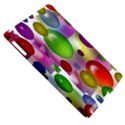 Colored Bubbles Squares Background Apple iPad 3/4 Hardshell Case (Compatible with Smart Cover) View5