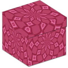 Fusia Abstract Background Element Diamonds Storage Stool 12