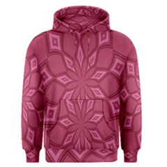 Fusia Abstract Background Element Diamonds Men s Pullover Hoodie