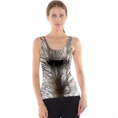 Tree Art Artistic Tree Abstract Background Tank Top