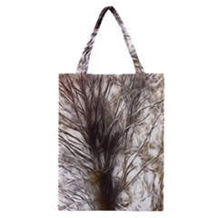Tree Art Artistic Tree Abstract Background Classic Tote Bag