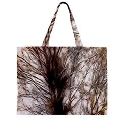 Tree Art Artistic Tree Abstract Background Zipper Mini Tote Bag