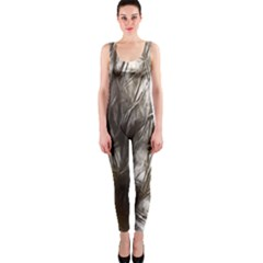 Tree Art Artistic Tree Abstract Background OnePiece Catsuit