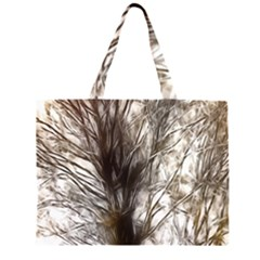Tree Art Artistic Tree Abstract Background Large Tote Bag