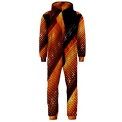 Magic Steps Stair With Light In The Dark Hooded Jumpsuit (men)