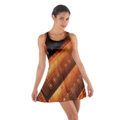 Magic Steps Stair With Light In The Dark Cotton Racerback Dress