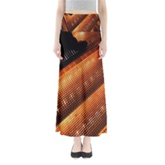 Magic Steps Stair With Light In The Dark Maxi Skirts