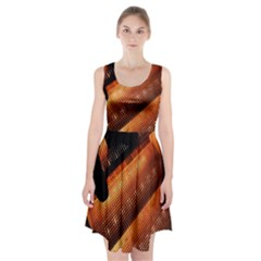 Magic Steps Stair With Light In The Dark Racerback Midi Dress