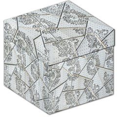 The Abstract Design On The Xuzhou Art Museum Storage Stool 12