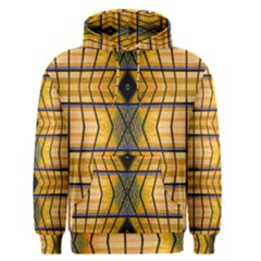 Light Steps Abstract Men s Pullover Hoodie
