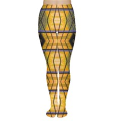 Light Steps Abstract Women s Tights