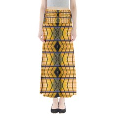 Light Steps Abstract Maxi Skirts