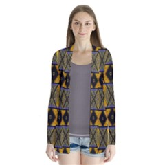 Light Steps Abstract Cardigans
