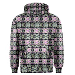 Colorful Pixelation Repeat Pattern Men s Pullover Hoodie