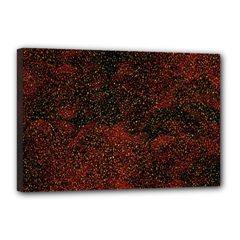 Olive Seamless Abstract Background Canvas 18  x 12