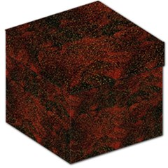 Olive Seamless Abstract Background Storage Stool 12