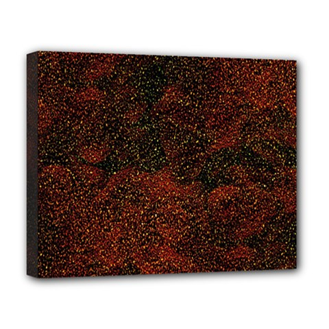 Olive Seamless Abstract Background Deluxe Canvas 20  x 16
