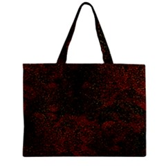 Olive Seamless Abstract Background Mini Tote Bag
