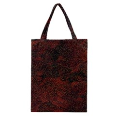 Olive Seamless Abstract Background Classic Tote Bag