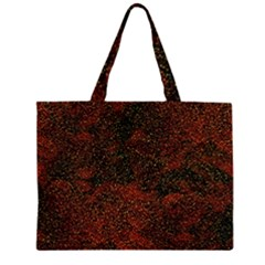 Olive Seamless Abstract Background Large Tote Bag