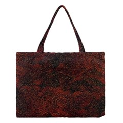 Olive Seamless Abstract Background Medium Tote Bag