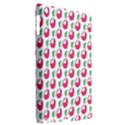 Fruit Pink Green Mangosteen Apple iPad 3/4 Hardshell Case (Compatible with Smart Cover) View2