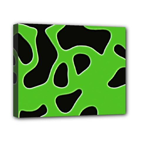 Abstract Shapes A Completely Seamless Tile Able Background Canvas 10  x 8