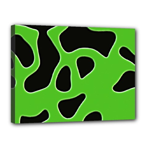 Abstract Shapes A Completely Seamless Tile Able Background Canvas 16  x 12