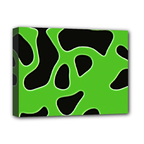 Abstract Shapes A Completely Seamless Tile Able Background Deluxe Canvas 16  x 12