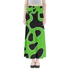 Abstract Shapes A Completely Seamless Tile Able Background Maxi Skirts