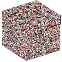 Hurley Mix Electric Electric Red Blend Storage Stool 12