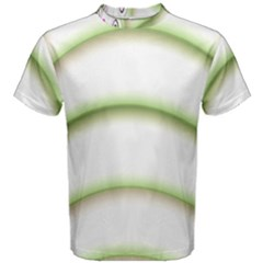 Abstract Background Men s Cotton Tee